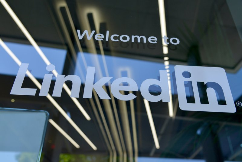 LinkedIn company headquarters.