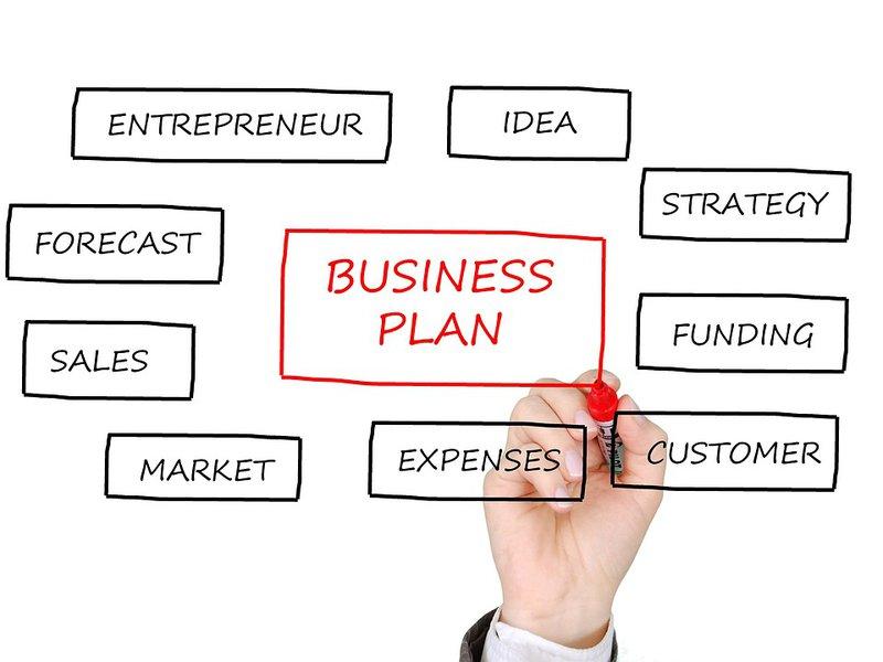 business plan pour le marketing immobilier